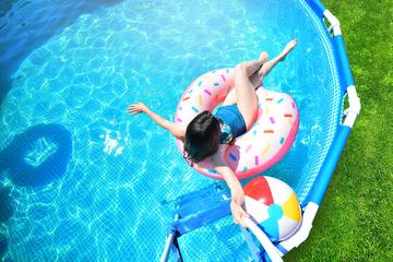 Jak vybrat nadzemní bazén