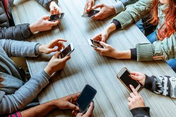 Prémiové mobilní telefony