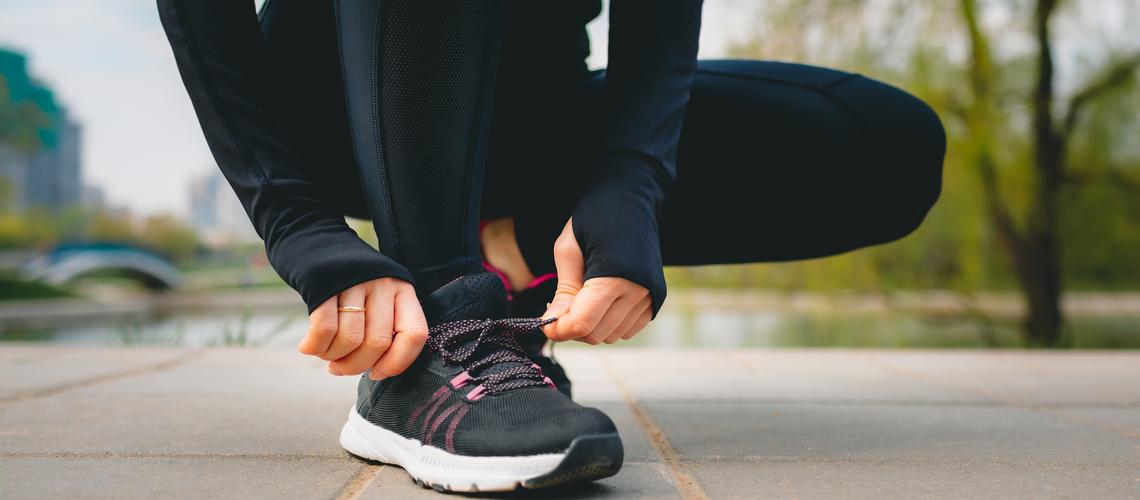 Dámské tenisky na běhání