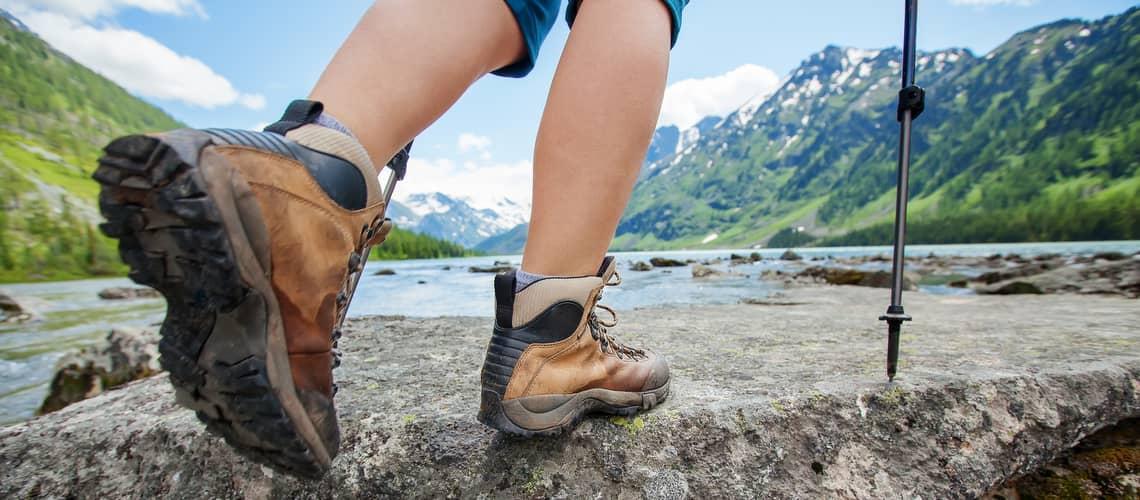 Dámska turistická obuv