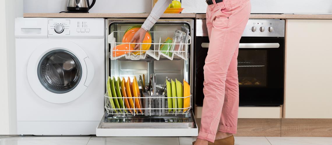Volně stojící myčky nádobí