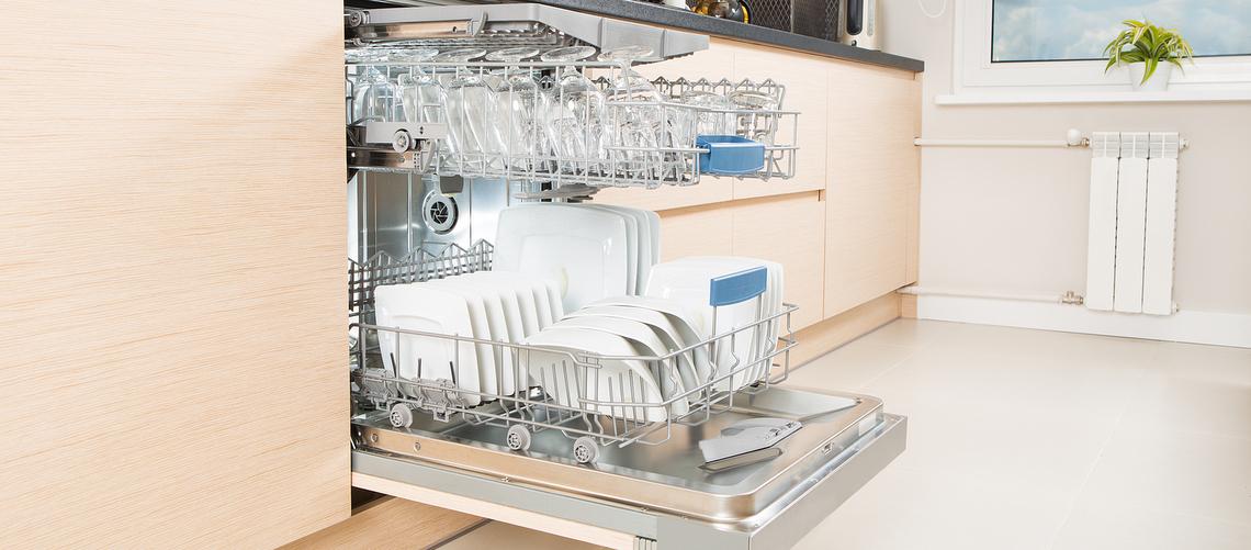 Vestavné myčky nádobí